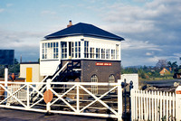 Worcestershire signalboxes