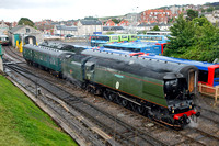 34067 at Swanage
