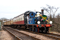 Bluebell Railway, 3rd April 2016