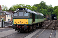 D7628 at Grosmont
