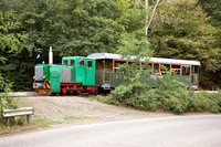 Two Hungarian narrow gauge lines, 1st September 2013