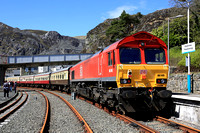 Two Railtours, 20th & 22nd April 2017