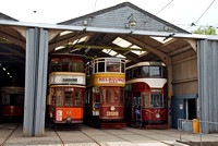22, 399 and 35 at Crich