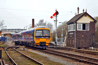 Oxford to Evesham and Clapham Junction, 15th and 16th March 2011