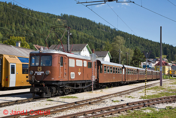 E7 at Mariazell