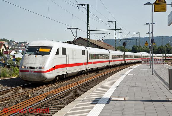 401 577 at Wächersbach