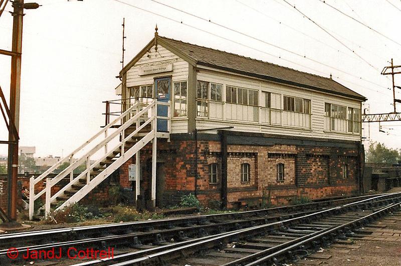 Jandj Cottrell S Rail Photos Willesden Brent Sidings
