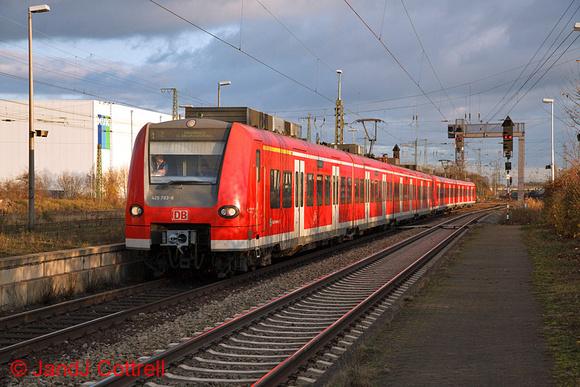 425 283 at Wunstorf