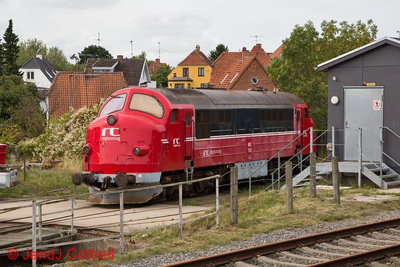 MX103 at Holbæk