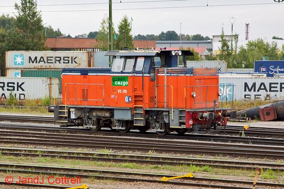 V5 170 at Gävle