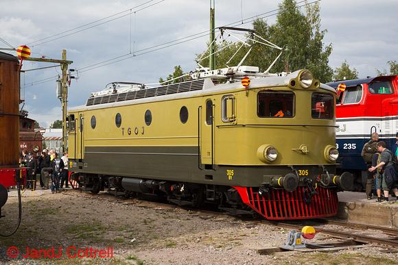 Bt 305 at Gävle