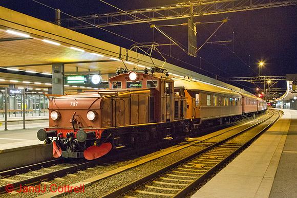 Hg 787 at Uppsala C