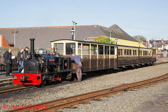 """""""Sybil Mary"""" at Aberystwyth"""