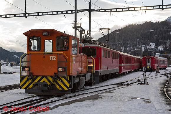 112 at St Moritz