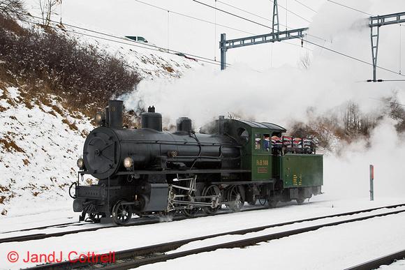 108 at Scuol-Tarasp