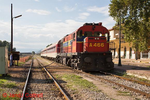 A466 at Lianokladi