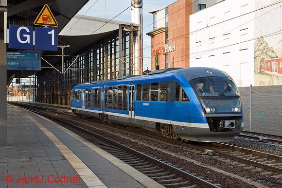 642 300 at Erfurt Hbf