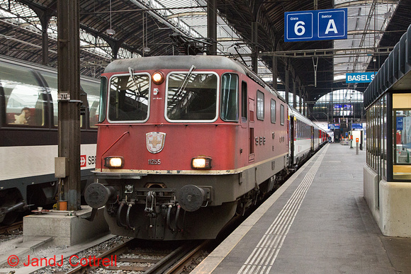 11255 at Basel SBB