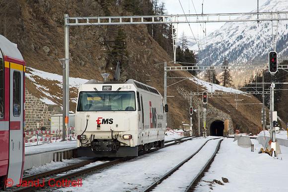 643 at St. Moritz