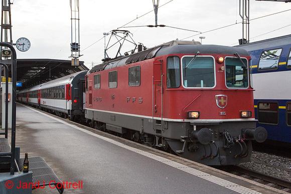11115 at Zürich HB