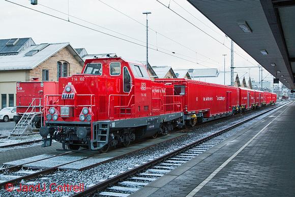 714 102 at Fulda