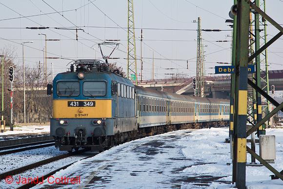 431 349 at Debrecen