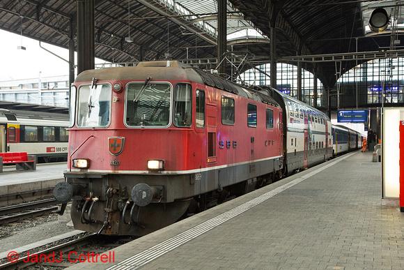 11120 at Basel SBB