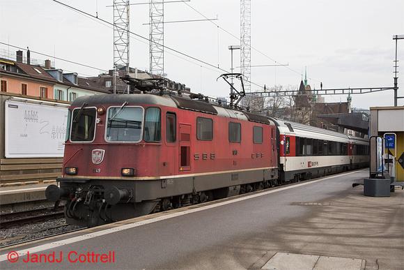 11249 at Zürich HB
