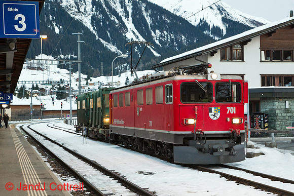 701 at Klosters Platz