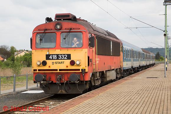 418 332 at Zalaszentiván