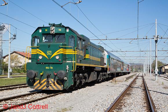 664 116 at Ilirska Bistrica