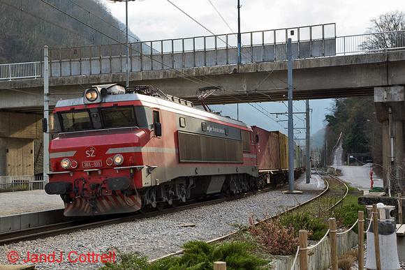 363 035 at Trbovlje