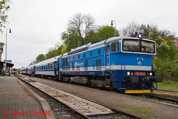 750 718 at Třebíč