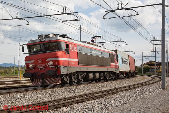 363 001 at Prestranek