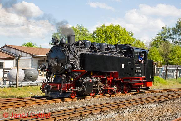 99 1761 at Radeburg