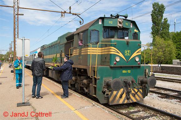 664 112 at Pragersko