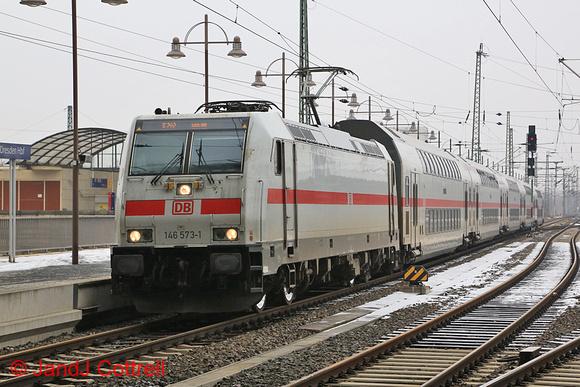 146 573 at Dresden Hbf