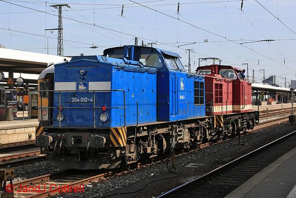 204 012 at Nürnberg Hbf