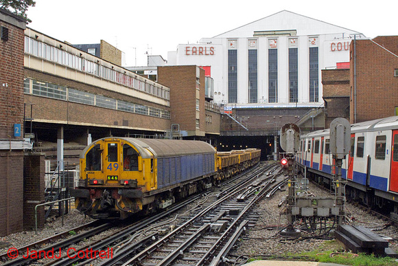 L49 at Earl's Court