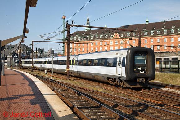 5205 at København H