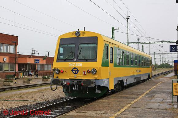 247 505 at Rajka