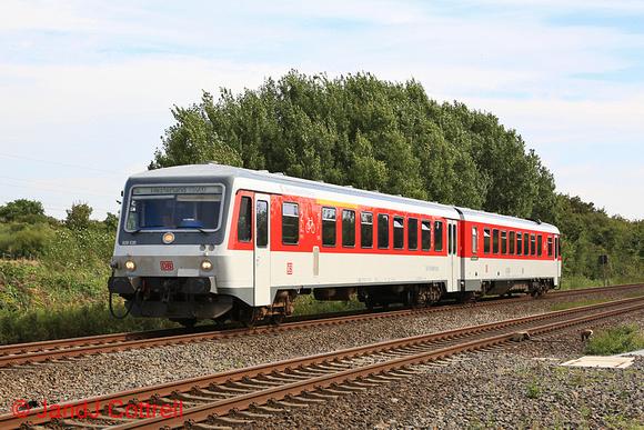 628 535 at Morsum (Sylt)