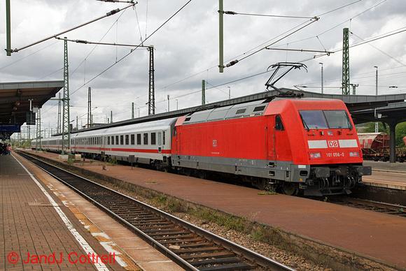 101 056 at Weimar