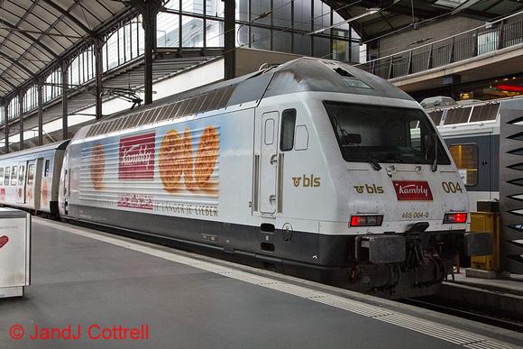 465 004 at Luzern