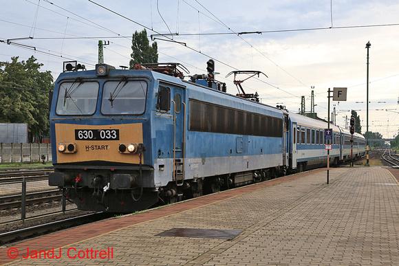 630 033 at Győr