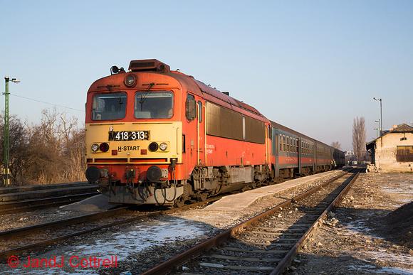 418 313 at Esztergom