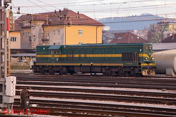 661 032 at Ljubljana