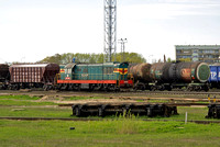 ChME3 3666 at Ventspils