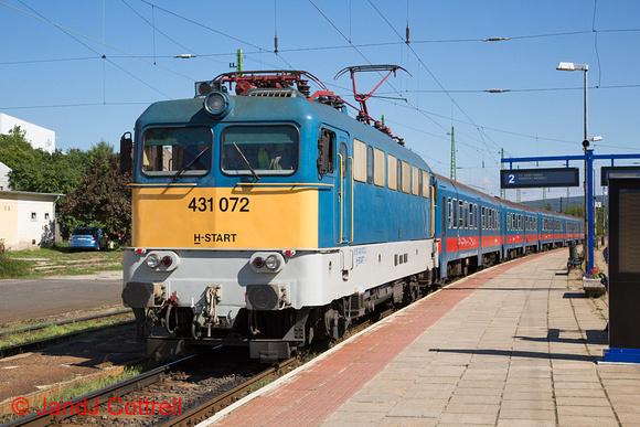 431 072 at Szob