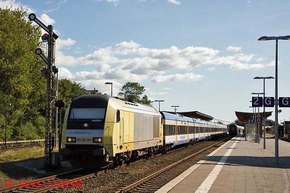 ER20-001 at Niebüll